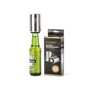 Zapcap Stainless Steel Bottle Opener