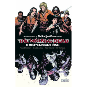 The Walking Dead: Compendium - Volume 1 Graphic Novel
