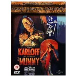 MUMMY, THE (DVD)  1932