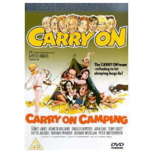 Carry On Camping (Special Edition)