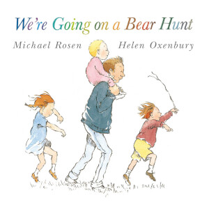 We're Going on a Bear Hunt - Michael Rosen (Paperback)