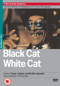 Black Cat, White Cat
