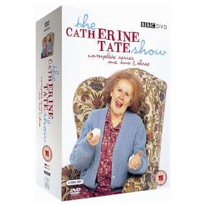 The Catherine Tate Show - Series 1 - 3 Box Set