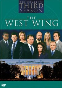 The West Wing - Complete Season 3
