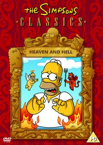 The Simpsons Classics - Heaven And HellThe Simpsons 'Classics' - Heaven And Hell