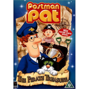 Postman Pat - Pirate Treasure