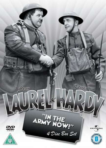 Laurel and Hardy - Armed Forces Box Set