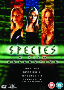 Species 1 - 4 Verzameling [Box Set]