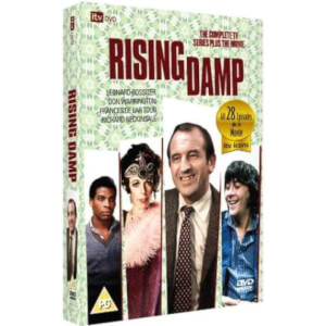 Rising Damp - The Complete Series And Movie