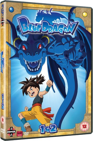Blue Dragon - Volumes 1-2