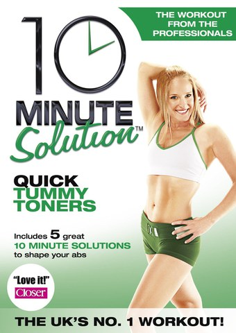10 Minute Solution Quick Tummy Toners