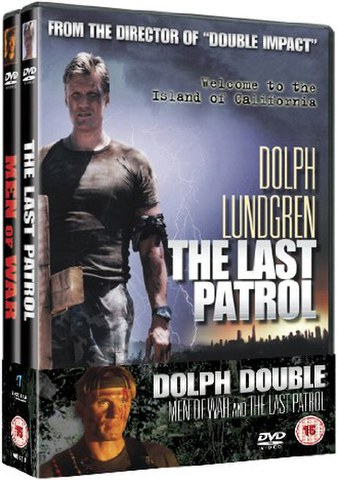 Dolph Lundgren Double: Men Of War / Last Patrol