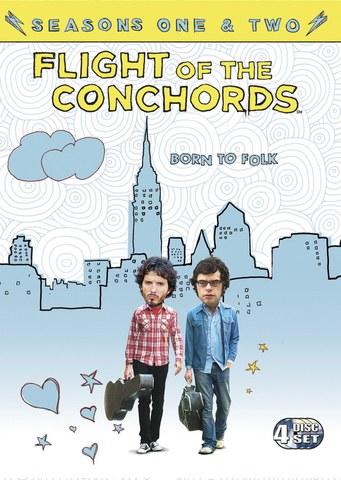Flight Of The Conchords - Seizoen 1 en 2