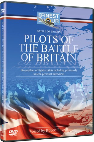 Their Finest Hour: Pilots Of The Battle Of Britain