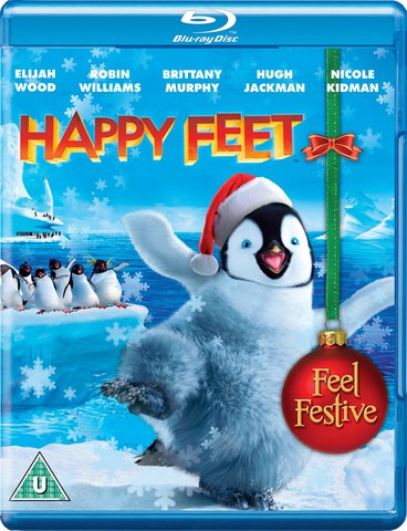 Happy Feet (Festive 2010)