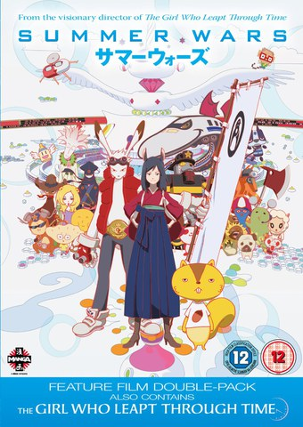 Summer Wars / Girl Who Leapt Through Time