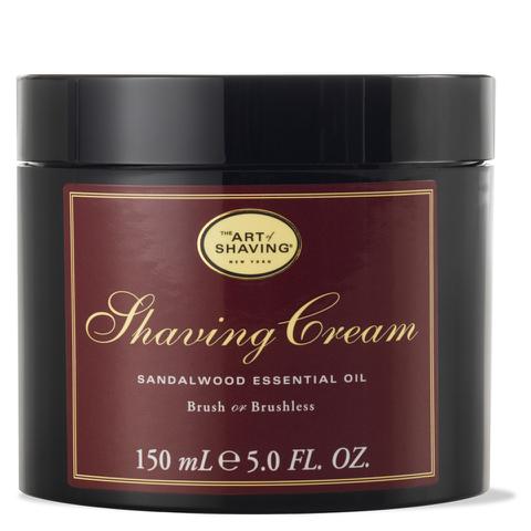 The Art Of Shaving Shaving Cream - Sandalwood (150g)