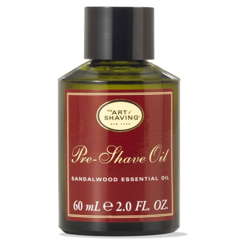 The Art of Shaving Pre-Shave Oil Sandalwood 60ml