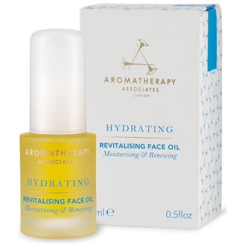 Aromatherapy Associates Revitalizing Facial Oil .5oz (Rose & Frankincense)