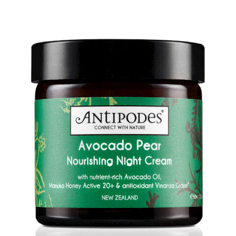 Antipodes Avocado Pear Nourishing Night Cream (60g)