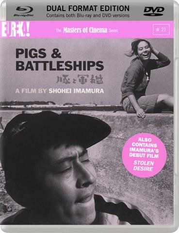 Pigs and Battleships (Blu-Ray en DVD Editie)