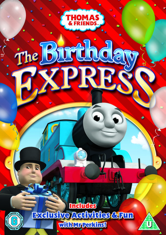 Thomas and Friends: The Birthday Express