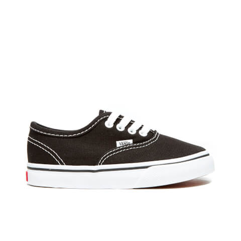 Vans Toddler's Authentic Trainers - Black