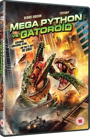 Mega Python vs Gatoroid