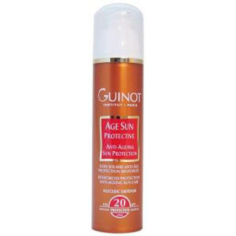 GUINOT AGE SUN PROTECTIVE SPF20 (ANTI AGEING SUN PROTECTION) (50ML)
