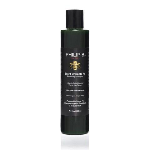 Philip B Scent Of Santa Fe Balancing Shampoo (7.4oz)