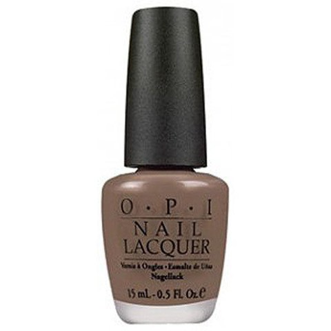 OPI Nail Varnish - Over the Taupe (15ml)