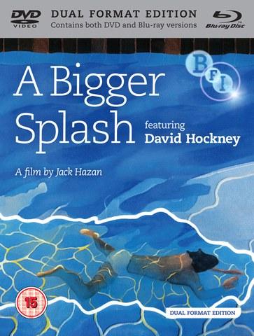 A Bigger Splash [Dual Format Editie]