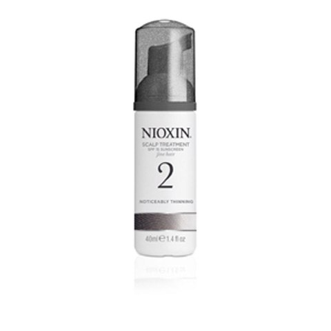 NIOXIN System 2 Scalp Treatment for Noticeably Thinning Natural Hair (100ml)