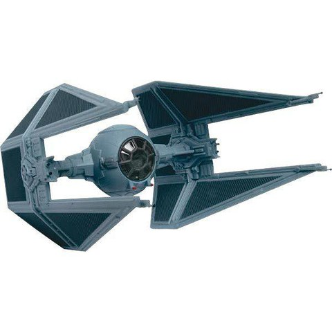 Star Wars Tie Interceptor Snaptite Model