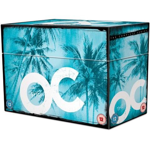The O.C. - Seasons 1-4