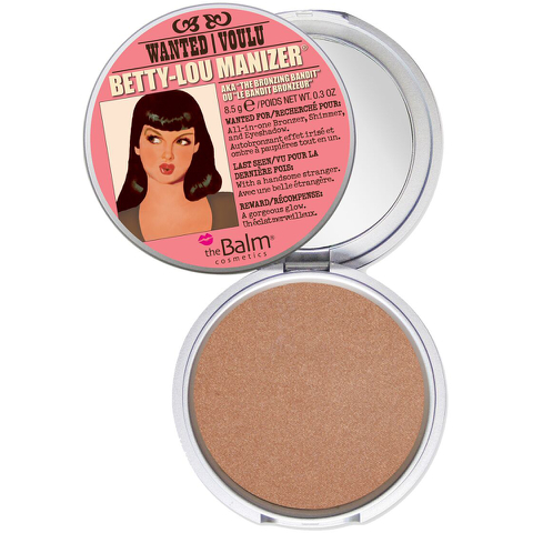 theBalm Betty Lou Manizer 3-in-1 Bronzer