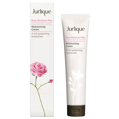 Jurlique Rose Moisture Plus with Antioxidant Complex Moisturizing Cream (1.35 oz.)