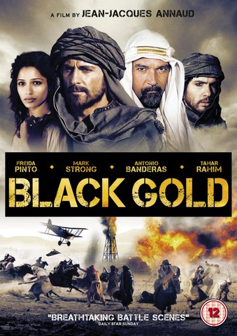 Black Gold (Includes UltraViolet Copy)