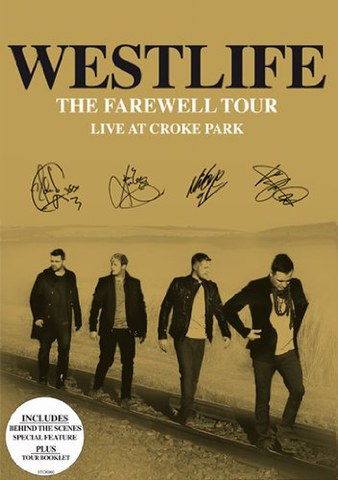 Westlife: Farewell Tour 2012
