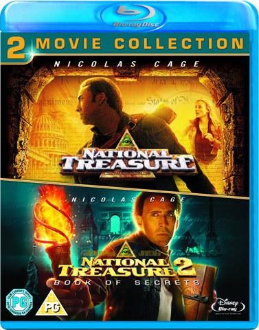 La Búsqueda (National Treasure) / La Búsqueda 2: El Diario Secreto