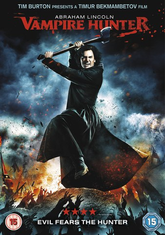Abraham Lincoln: Vampire Hunter (Bevat Digital Copy)