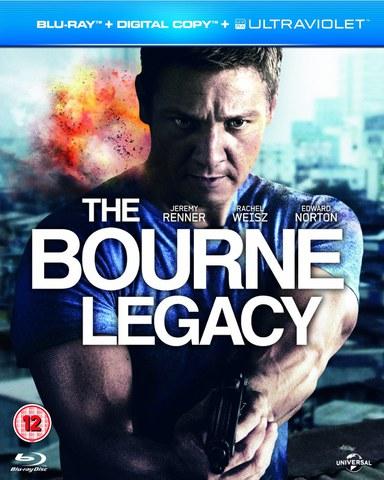 The Bourne Legacy (Bevat Digital en UltraViolet Copies)