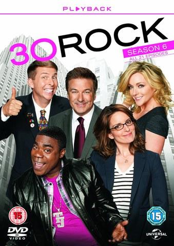 30 Rock - Seizoen 6
