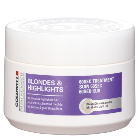 Goldwell Dualsenses Blondes & Highlights 60sec Treatment (200ml)