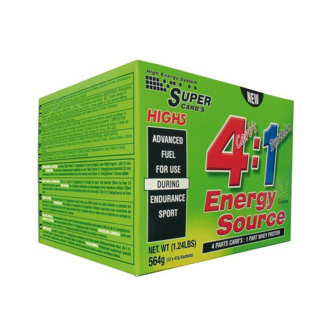 High5 Energy Source 4:1 - Pack of 12