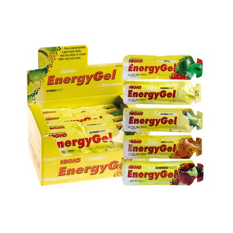 High5 Sports Energy Gel - Box of 20
