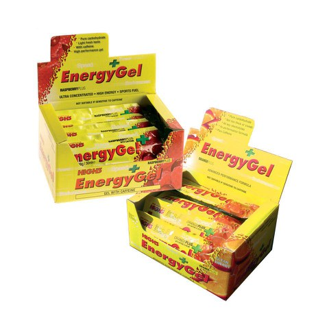 High5 Sports Energy Gel Plus - Box of 20
