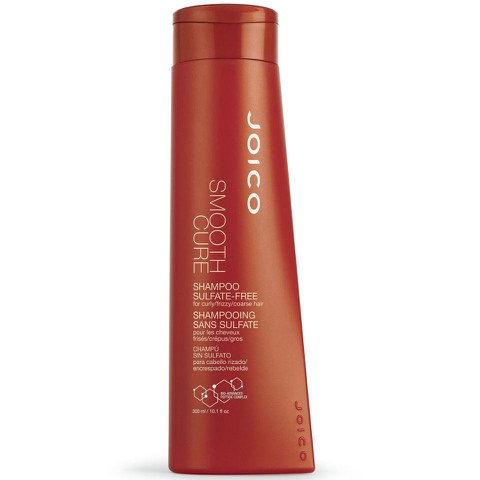 Joico Smooth Cure Shampoo -  Sulfate Free 300ml