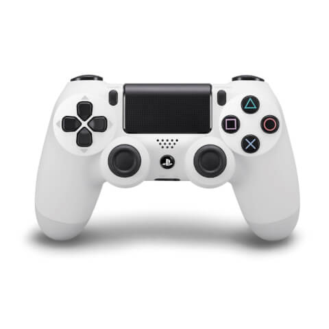 Sony PlayStation 4 DualShock 4 Controller - White