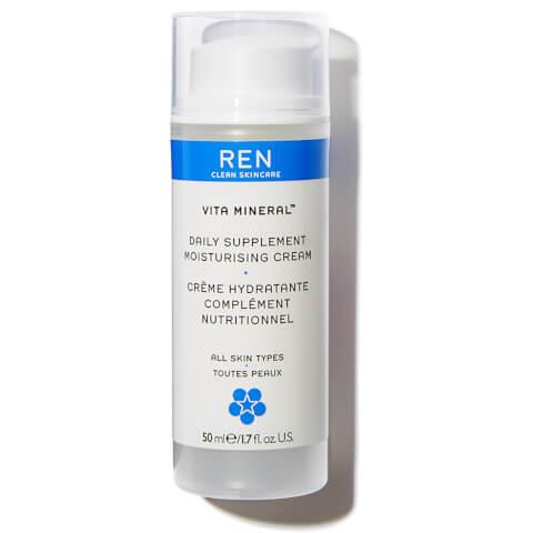 REN Vita Mineral™ Daily Supplement Moisturizing Cream